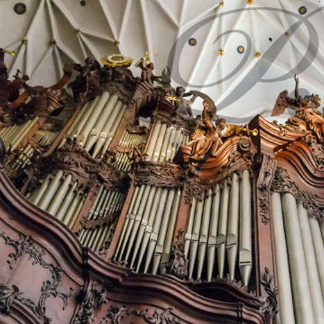 VST AU Kontakt Sample Library - Church Pipe Organ